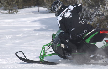 Get more performance from your Arctic Cat by adding on bolt-on gear this summer.