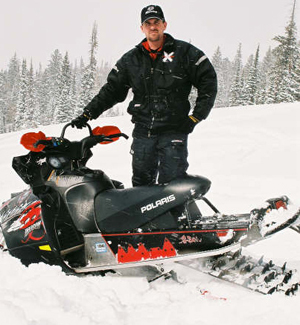 Innovator Kim Steele stands by his FST Switchback-to-FST-RMK conversion.