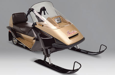 Yamaha has a history of innovative designs like the 1986 Inviter.