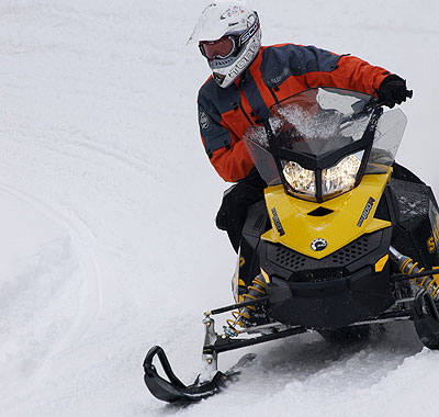 Get a jump on winter — update your Ski-Doo now.