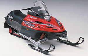 Yamaha Vector Snowmobile Cover