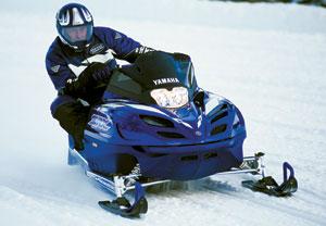 2001 to 2011: Yamaha's Decade of Change - Snowmobile.com