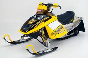 2004 SD MX ZX 440 Racer