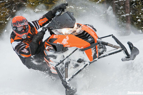 2012 Arctic Cat F1100 Turbo Ltd