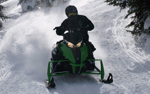 2012 Snowmobiles of the Year