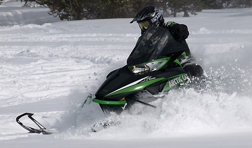 2013 Arctic Cat F1100