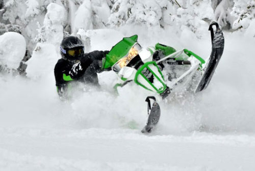 2013 Arctic Cat M1100 Turbo Sno Pro Action