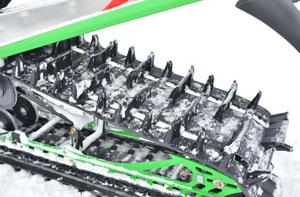 2013 Arctic Cat M1100 Turbo Sno Pro Track