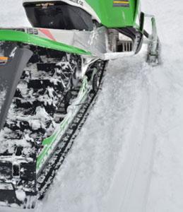 2013 Arctic Cat M800 HCR Track