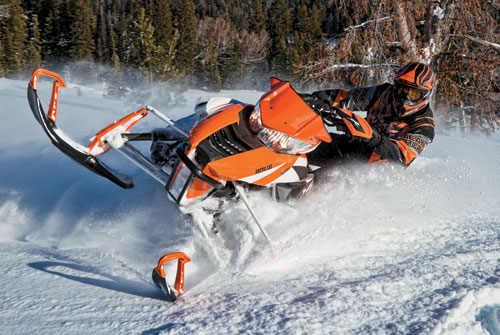 2013 Arctic Cat XF1100 Turbo
