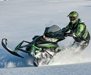 2013 Arctic Cat XF1100 Turbo LXR