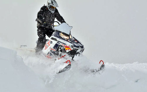 2013 Polaris RMK Assault Drop