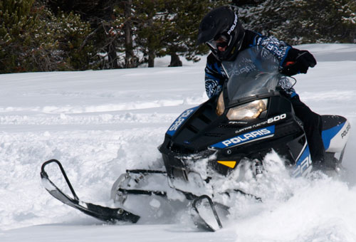 2013 Polaris 600 Rush