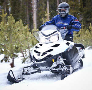 2013 Polaris Shift 136