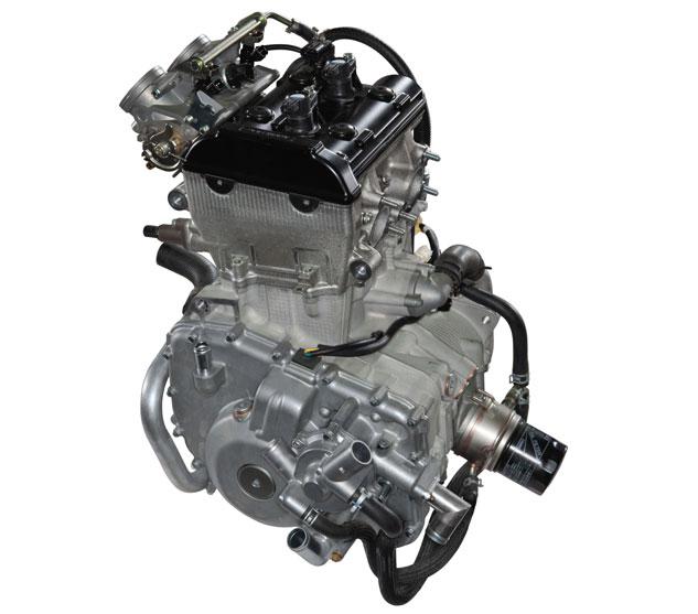 Arctic Cat ZR 5000 LXR Engine