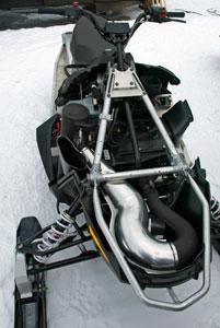 2014 Polaris Indy Frame