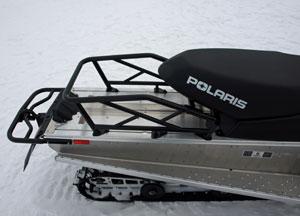 2014 Polaris Indy Voyager Rack
