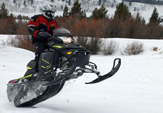 Ski-Doo Renegade Action