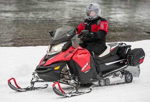 2014 Ski-Doo GSX 900