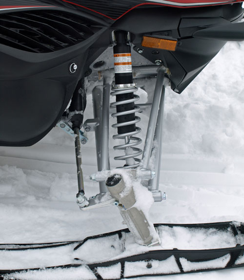Yamaha Vector Front Suspension
