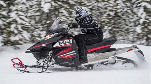 Snowmobiles of the future for New yamaha snowmobile