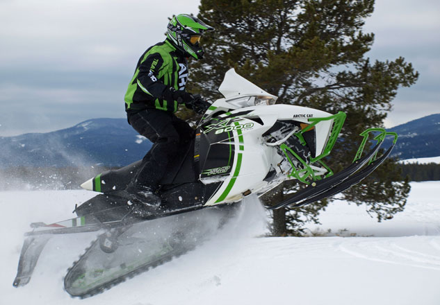 2015 Arctic Cat XF8000 Sno Pro