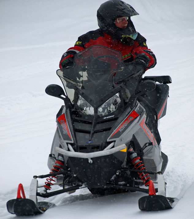 New 2015 Snowmobiles Impress - Snowmobile.com