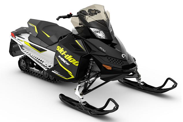 2015 Ski-Doo MXZ Sport 600 Carb Studio