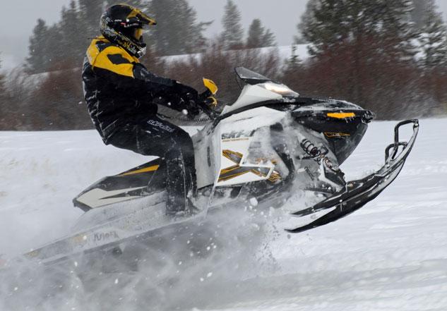 2015 Ski-Doo XR Chassis
