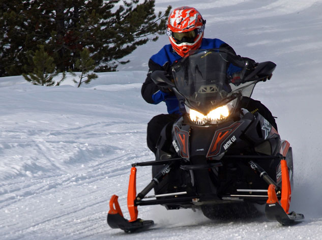 Arctic Cat XF 8000 CrossTrek