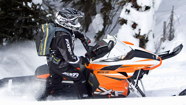 2016 Arctic Cat XF 8000 Limited and Sno Pro