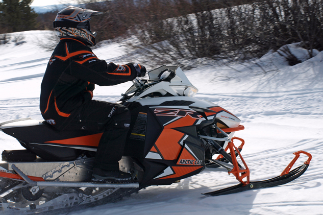Arctic Cat ZR 6000