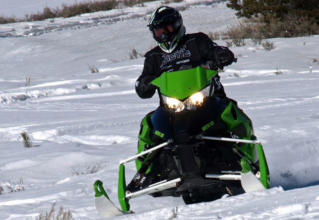 Arctic Cat ZR 8000 RR