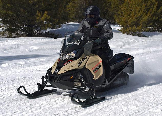 Ski-Doo Enduro 1200 4-TEC