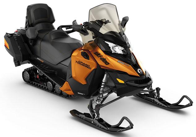Ski-Doo Grand Touring SE 1200 4-TEC
