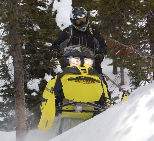 BRP-Made Upgrades for Your Ski-Doo - Snowmobile com