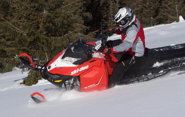 2016 Ski-Doo XM Summit SP T3