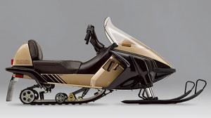 1986 Yamaha Inviter Vintage Review - Snowmobile com