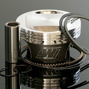 Wiseco has been supplying performance pistons for nearly 70 years. (Image courtesy of Wiseco)