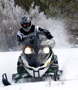 Arctic Cat's have evolved into sleds with exceptional handling and ride.