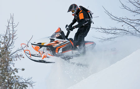 2011 Honorable Mention Arctic Cat M8 Sno Pro 153