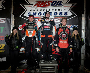 Pro Lite Podium Deadwood Snocross