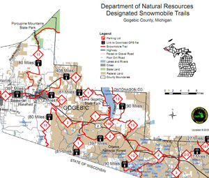 Smart phone apps for the trail snowmobile you may want to use old fashioned paper trail maps to double check trail apps publicscrutiny Image collections