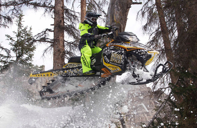 Aaron Roesler FXR Action