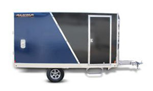 Aluma Enclosed Trailer