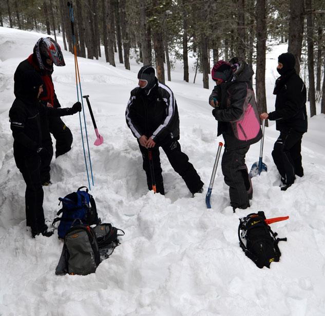 Backcountry Basics Avalanche Safety