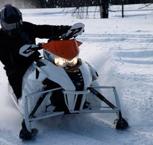 Arctic Cat F1100 Turbo Sno Pro