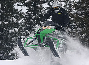 Upgrades for Your Arctic Cat Snowmobile