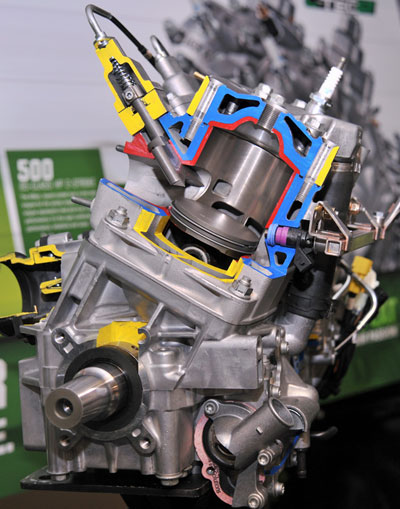Fuel Injection Systems In Todays Twostroke 600s 1775
