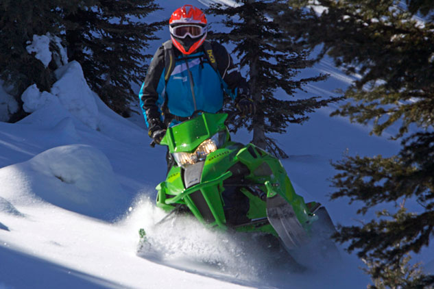 2016 Arctic Cat M8000 Limited